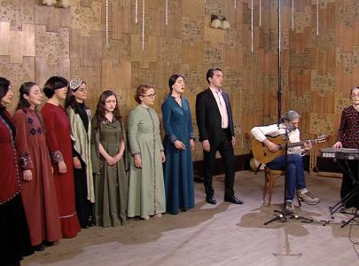 "Online joint concert with ""Ialoni"" ensemble"